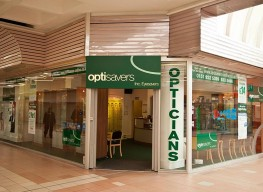 Photograph of Optisavers - Bootle branch