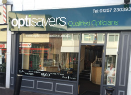 Photograph of Optisavers - Chorley branch